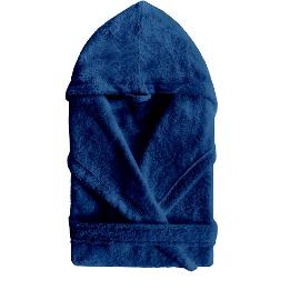 Μπουρνούζι New plus Hooded / Dark Denim , Sorema